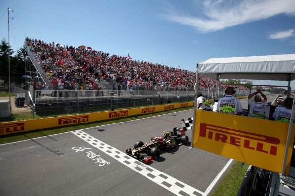 Formula One World Championship 2012, Round 7, Canadian Grand Prix