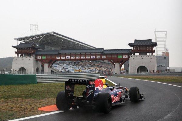 FORMULA 1 - Korean GP