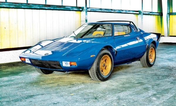 Versión definitiva del Stratos Stradale, que vio la luz a finales de 1971