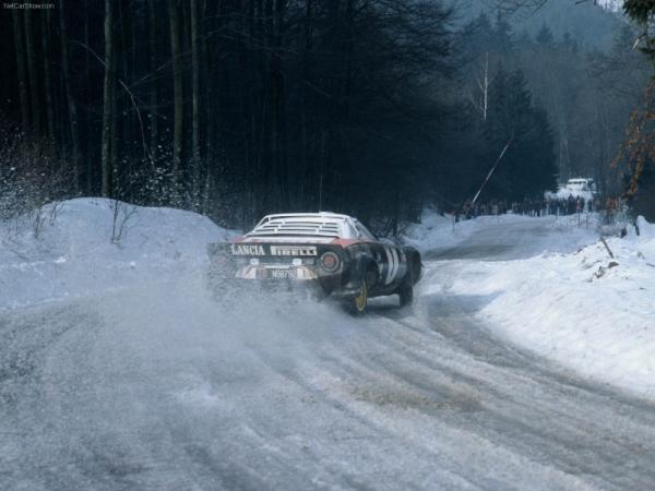 Waldegaard llevó a la victoria al Stratos también sobre nieve, en una actuación estelar en Suecia
